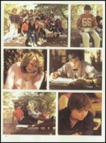 1985 Tolland High School Yearbook Page 14 & 15