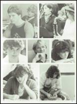 1985 Tolland High School Yearbook Page 16 & 17