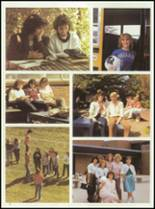 1985 Tolland High School Yearbook Page 18 & 19