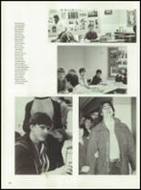 1985 Tolland High School Yearbook Page 30 & 31