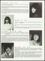 1985 Tolland High School Yearbook Page 32 & 33