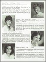 1985 Tolland High School Yearbook Page 36 & 37