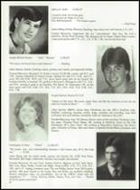 1985 Tolland High School Yearbook Page 46 & 47