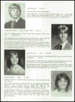 1985 Tolland High School Yearbook Page 48 & 49