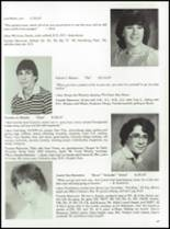 1985 Tolland High School Yearbook Page 50 & 51