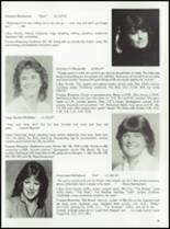 1985 Tolland High School Yearbook Page 52 & 53