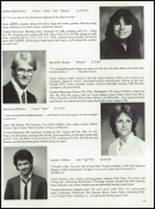 1985 Tolland High School Yearbook Page 54 & 55