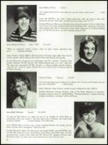 1985 Tolland High School Yearbook Page 56 & 57