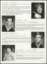 1985 Tolland High School Yearbook Page 58 & 59