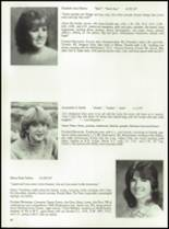 1985 Tolland High School Yearbook Page 62 & 63