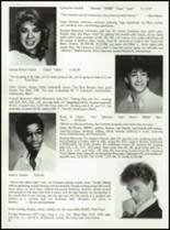 1985 Tolland High School Yearbook Page 64 & 65