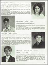 1985 Tolland High School Yearbook Page 66 & 67