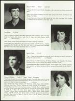 1985 Tolland High School Yearbook Page 68 & 69