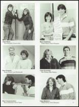 1985 Tolland High School Yearbook Page 74 & 75