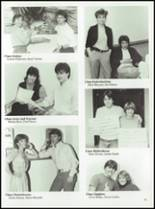 1985 Tolland High School Yearbook Page 76 & 77
