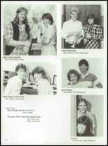 1985 Tolland High School Yearbook Page 78 & 79