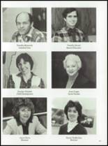 1985 Tolland High School Yearbook Page 84 & 85