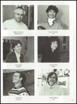 1985 Tolland High School Yearbook Page 86 & 87