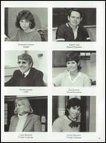 1985 Tolland High School Yearbook Page 88 & 89