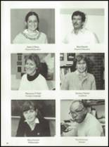 1985 Tolland High School Yearbook Page 90 & 91