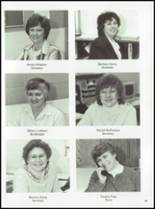 1985 Tolland High School Yearbook Page 92 & 93