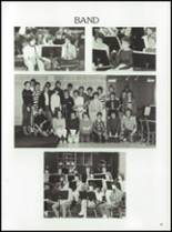 1985 Tolland High School Yearbook Page 100 & 101