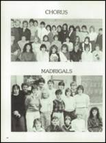 1985 Tolland High School Yearbook Page 102 & 103