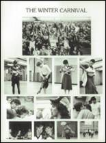 1985 Tolland High School Yearbook Page 104 & 105