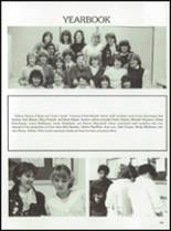 1985 Tolland High School Yearbook Page 106 & 107