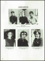 1985 Tolland High School Yearbook Page 108 & 109