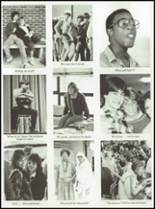 1985 Tolland High School Yearbook Page 110 & 111