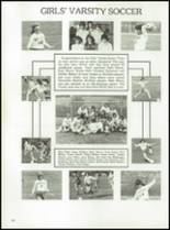 1985 Tolland High School Yearbook Page 114 & 115