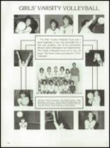 1985 Tolland High School Yearbook Page 118 & 119
