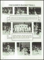 1985 Tolland High School Yearbook Page 124 & 125