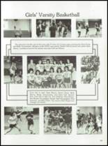 1985 Tolland High School Yearbook Page 126 & 127