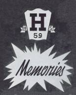1959 Yearbook Hobart High School