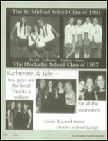 1997 Hockaday High School Yearbook Page 448 & 449