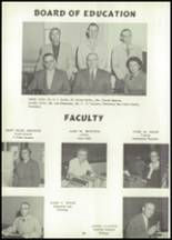1956 Atlantic High School Yearbook Page 14 & 15