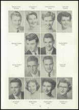 1956 Atlantic High School Yearbook Page 22 & 23