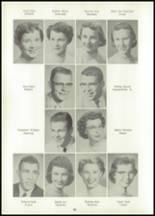 1956 Atlantic High School Yearbook Page 24 & 25