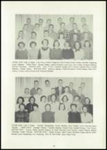 1956 Atlantic High School Yearbook Page 34 & 35