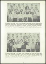 1956 Atlantic High School Yearbook Page 38 & 39