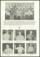 1956 Atlantic High School Yearbook Page 40 & 41