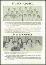 1956 Atlantic High School Yearbook Page 42 & 43