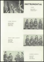 1956 Atlantic High School Yearbook Page 50 & 51