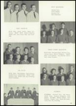 1956 Atlantic High School Yearbook Page 52 & 53