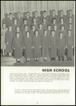 1956 Atlantic High School Yearbook Page 54 & 55