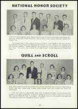 1956 Atlantic High School Yearbook Page 56 & 57