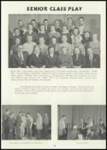 1956 Atlantic High School Yearbook Page 58 & 59