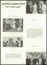 1956 Atlantic High School Yearbook Page 60 & 61